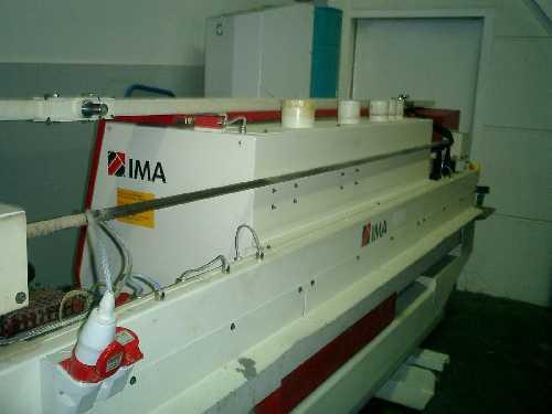 Okleiniarka wąskich kantów  IMA COMPACT 312