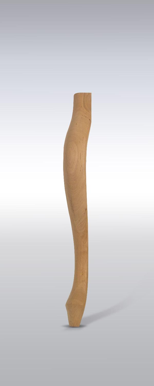 Nogi stylizowane -