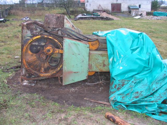 trak ramowy 60 posow hydrauliczny