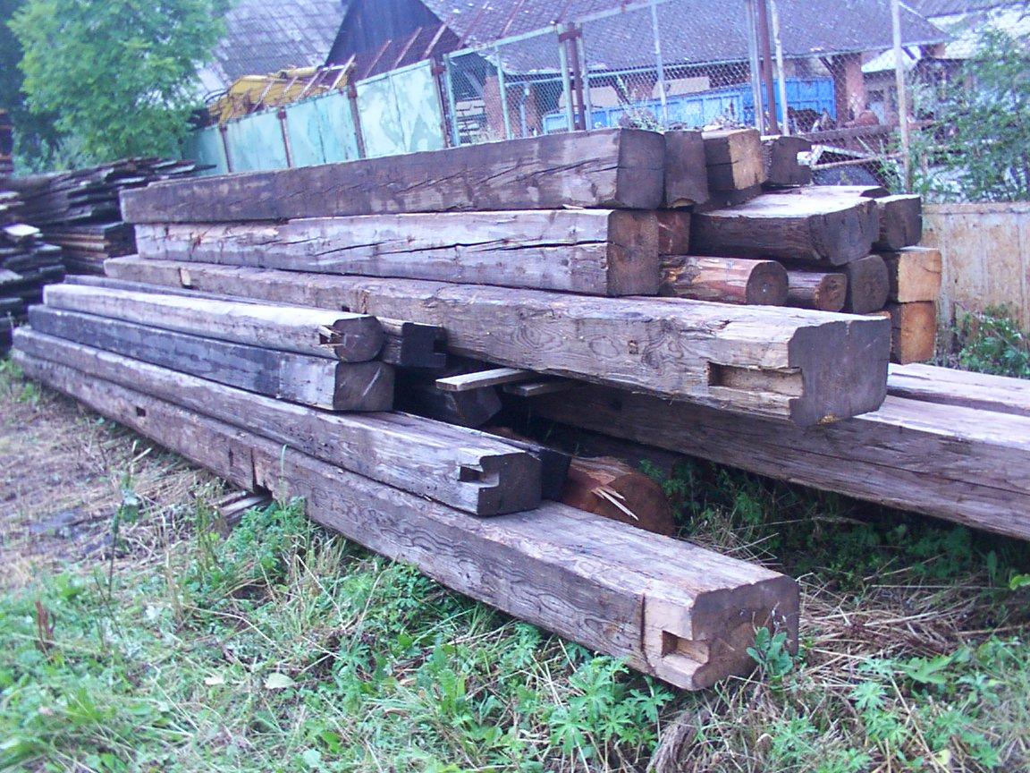 Odkup starego drewna z wyburzien i rozbiorek