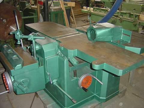 #282 Limicilile maszyna kombinowana 5 funkcji