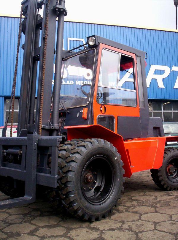Wózek Terenowy DETSA DVHM3522TXK 3,5t
