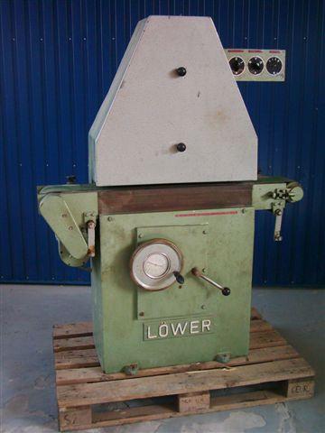 Szlifierka przelotowa firmy LOWER