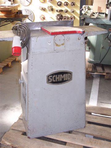 Wyrówniarka firmy SCHMID