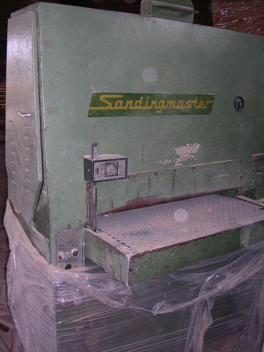 szlifierka szerokotaśmowa Sandigmaster-10000netto