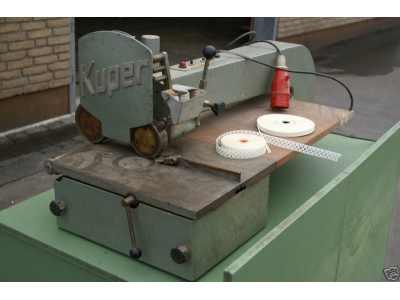 Spajkarka do forniru Kuper na taśmę papierową