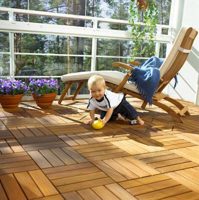 TEAK-deska tarasowa,decking slabs,podesty