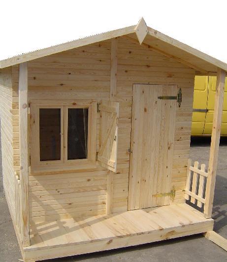 Meble ogrodowe, domki, sauny i baseny ogrodowe