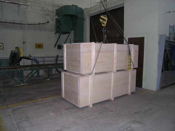 Opakowania drewniane z certyfikatem fitsanitarnym