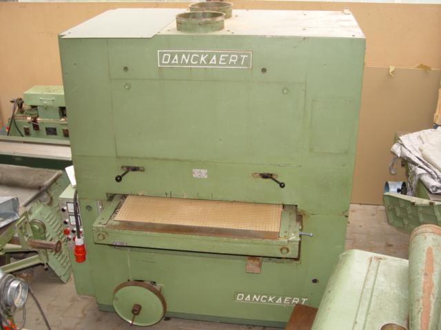szlifierka szerokotasmowa DANCKAERT 900mm
