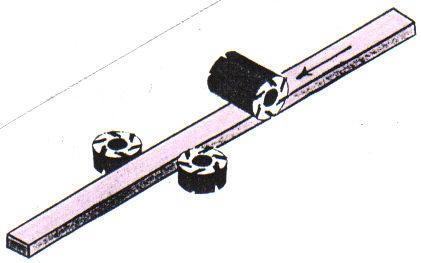 strugarki  3-stronne, również do drewna MOKREGO