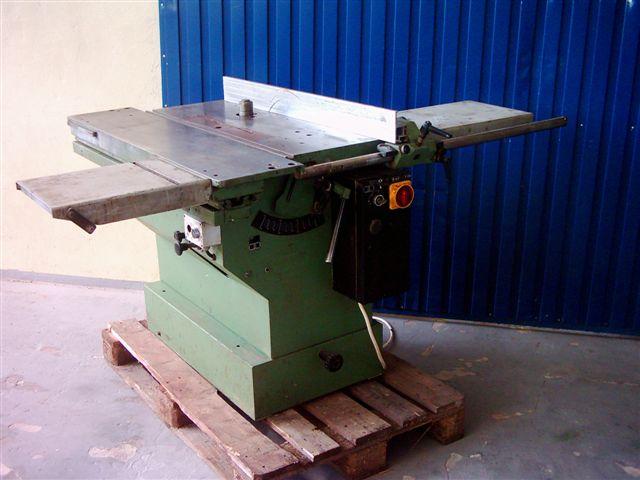 Maszyna kombinowana piła/frezarka firmy THOMAS