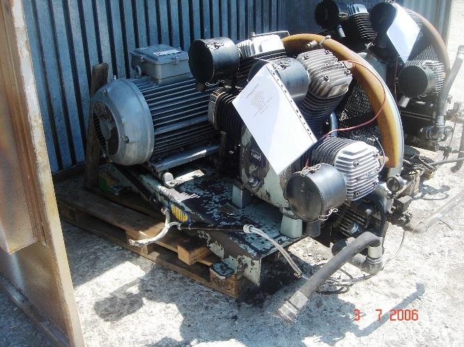 ALUP Kompresor HL 51500 Z405