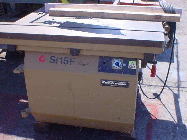 Piła formatowa SCM SI15F