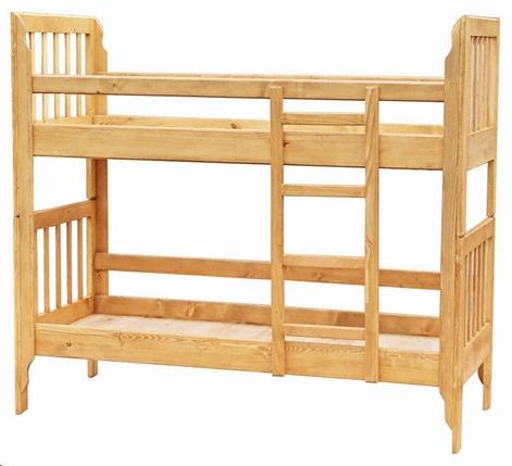 Łóżka piętrowa