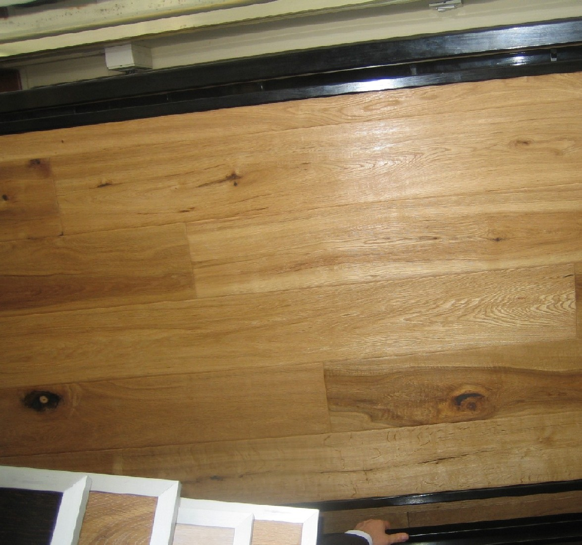 Deska debowa podłogowa olejowana/woskowana