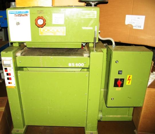 BOERE Szlifierka szerokotasmowa BS 600