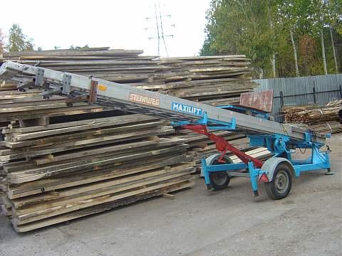 301 Maszyna ukośna do transportu STEINWEG - MAXILI