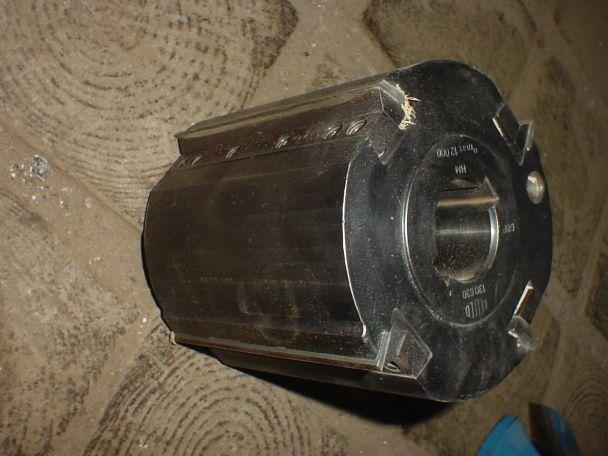 Głowica Leuco 120x125x35