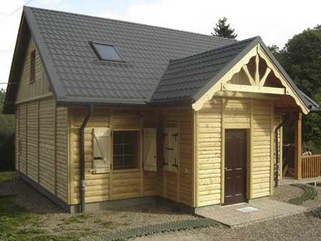 producent domów drewnianych nawiąże współpracę