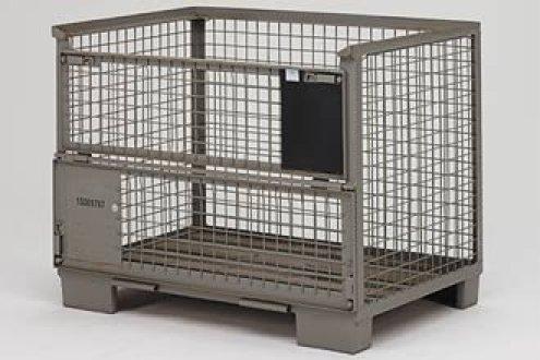 gitterbox pojemniki siatkowe