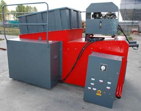 Rębak do odpadów BINDER H1200 LL