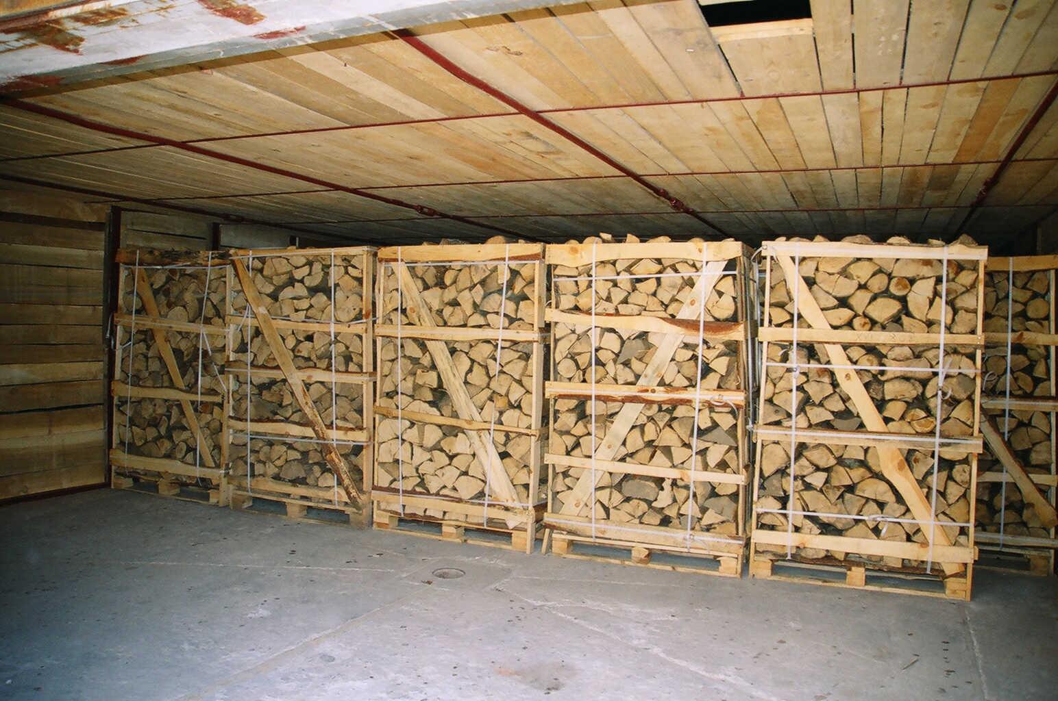 producent drewna kominkowego