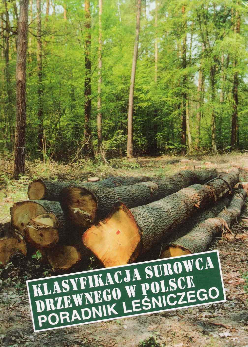 Klasyfikacja drewna