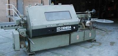 Okleiniarka CEHISA EP-20 wąskich płaszczyzn