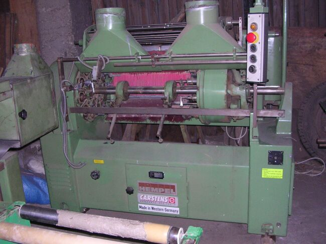 automat szlifierski Hempel PD90