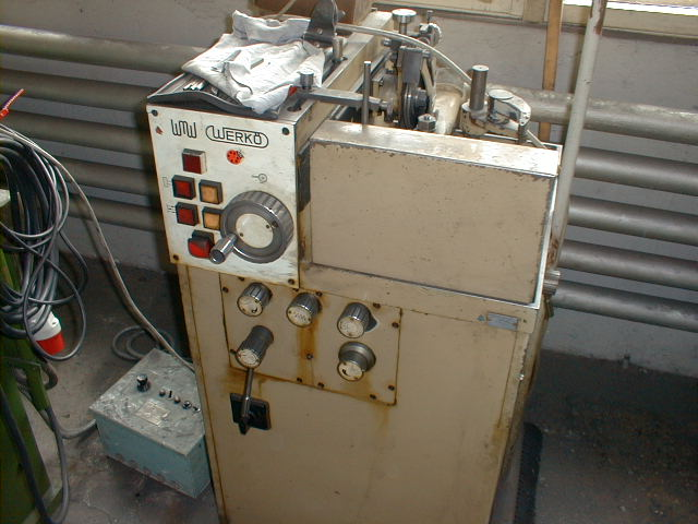 Szlifierka narzędziowa WERKO SWSK 315