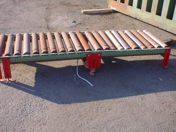 Przenośniki rolkowe (stoły rolkowe)