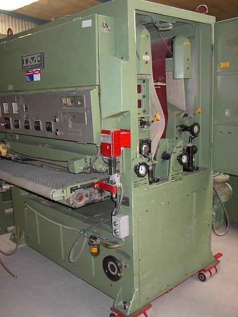 SPRZEDAM SZLIFIERKĘ SZEROKOTAŚMOWĄ 1100 mm 2 AGR