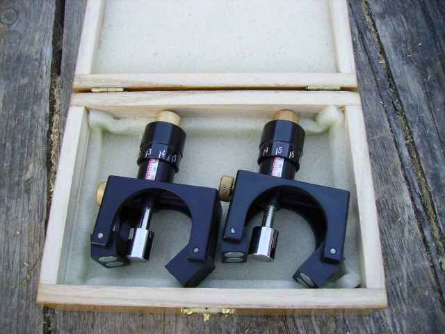 Urządzenie do ustawiania noży w strugarkach