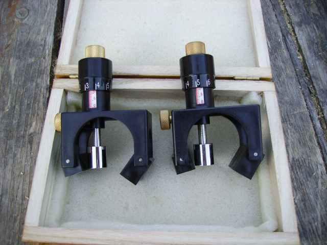 Przyrząd do ustawiania noży na magnes - 250zł
