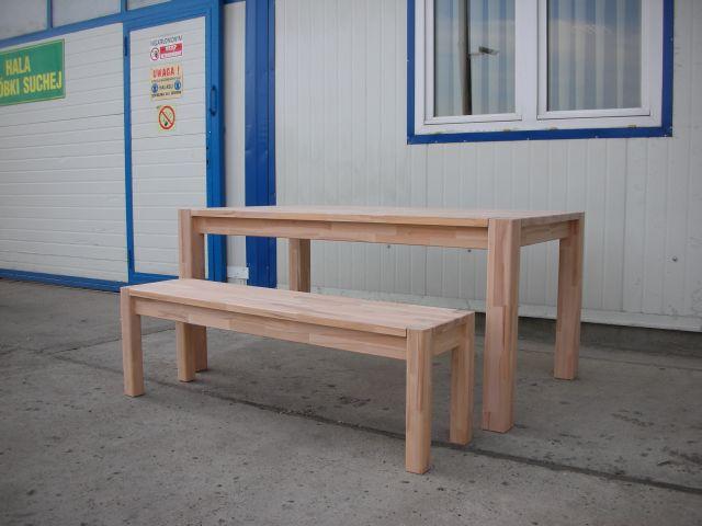 produkcja stołów krzeseł z buka