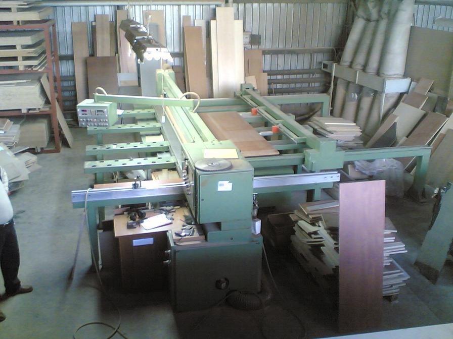 Piła panelowa - panelówka EUROMAG