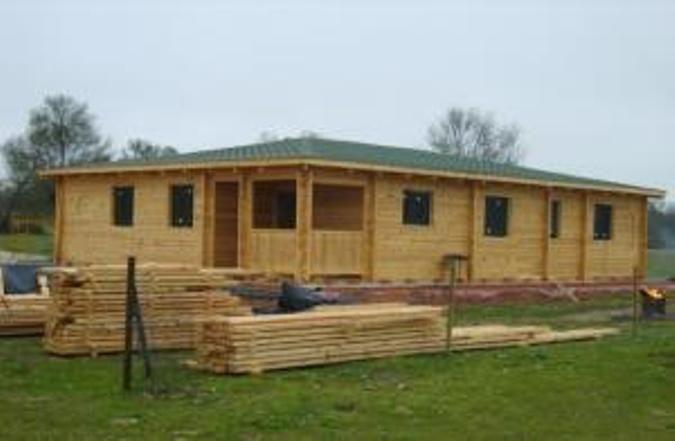 budujemy domy z drewna