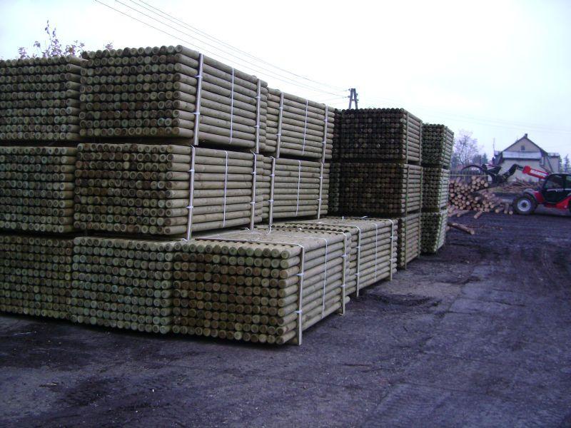 KUPIĘ PALISADY 80 X 2340 mm  GOTÓWKA