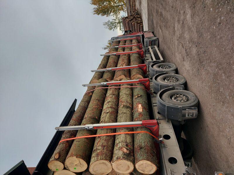 Drewno tartaczne świerk/jodła