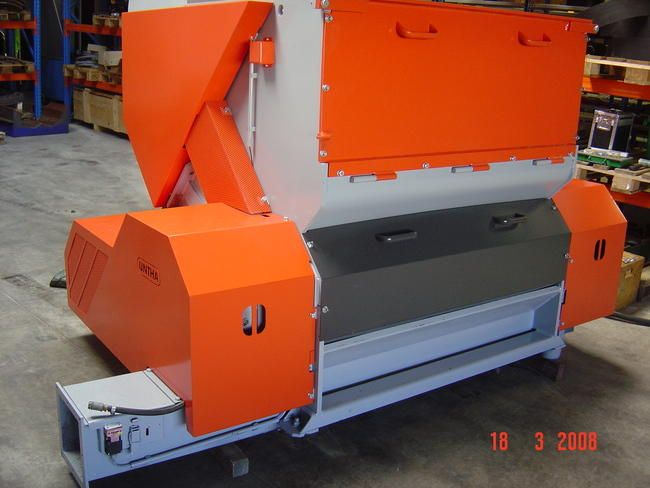 Oferta 008 UNTHA LR 1400