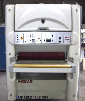 Szlifierka szerokotaśmowa SICAR ANTARES 1100-2RR