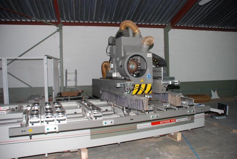 MORBIDELLI - CNC UZYWANA AUTOR 510