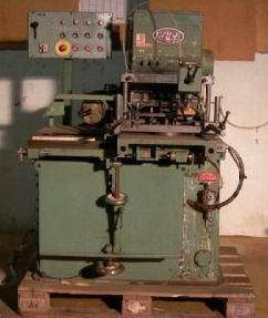 #498 Automat do obsadzania kołków PADE z nakładaniem kleju i możliwością wiercenia