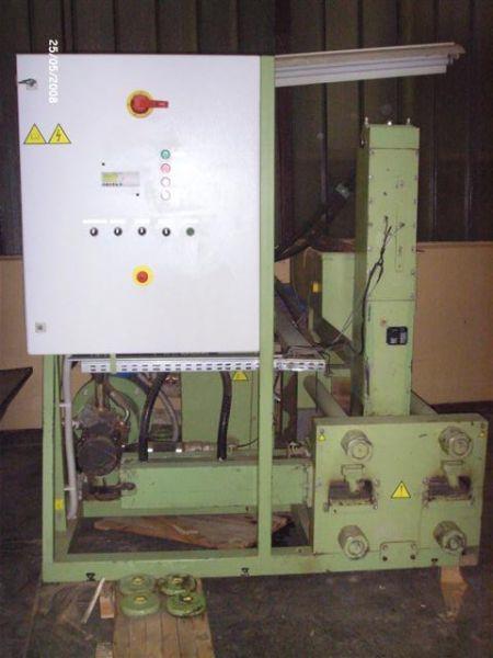 Brykieciarkę (dzierżawa lub sprzedaż) do produkcji kostki RUF 140000 PLN raty lub zapłata towarem wyprodukowanym