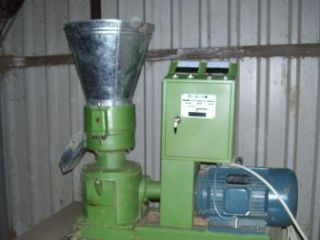 Produkcja pelletu z trocin