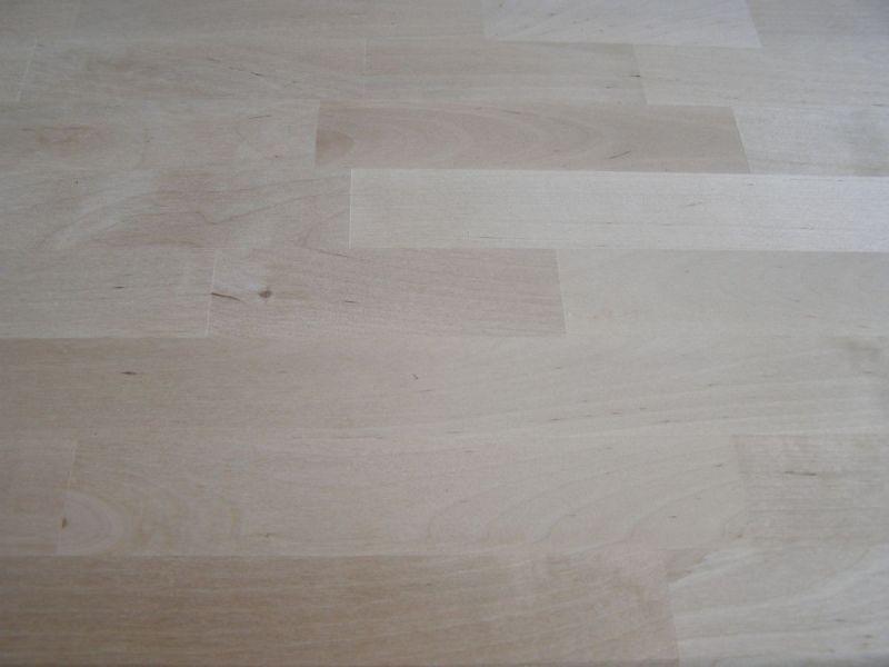 drewniana płyta klejona - dąb, brzoza