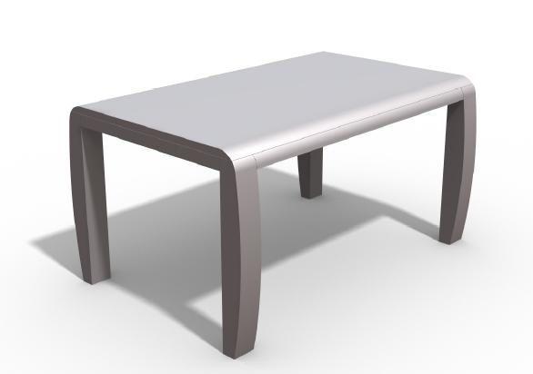 stoły z MDF