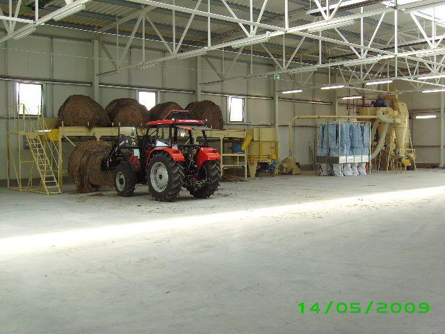 Linia do produkcji pellets