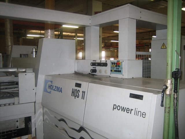 HOLZMA HQS 11 POWERLINE